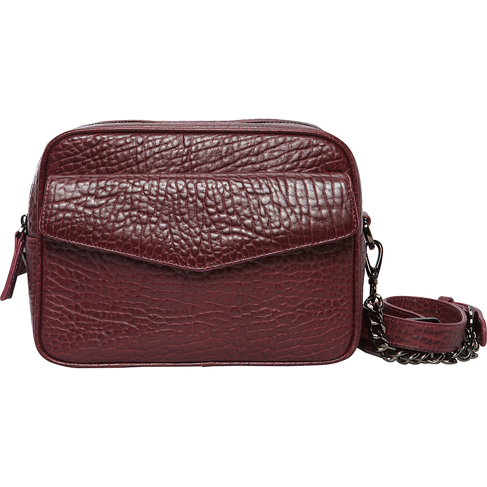 MOFE Orenda Crossbody Plum MOFE Leather Handbags