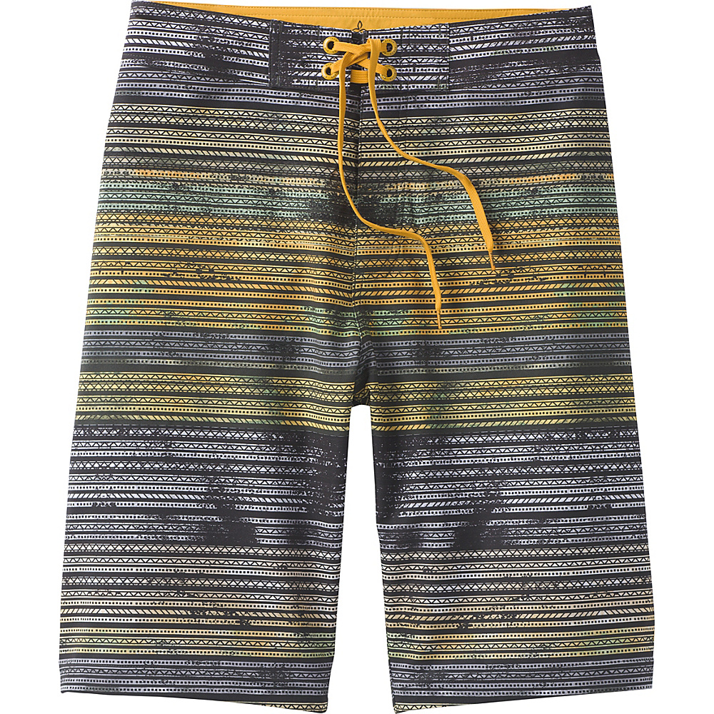PrAna Sediment Shorts 36 - Cayenne - PrAna Mens Apparel - Apparel & Footwear, Men's Apparel