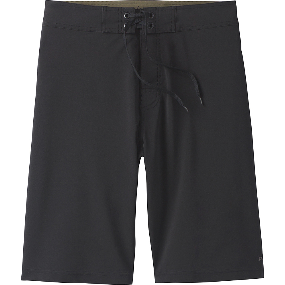 PrAna Sediment Shorts 32 - Black - PrAna Mens Apparel - Apparel & Footwear, Men's Apparel