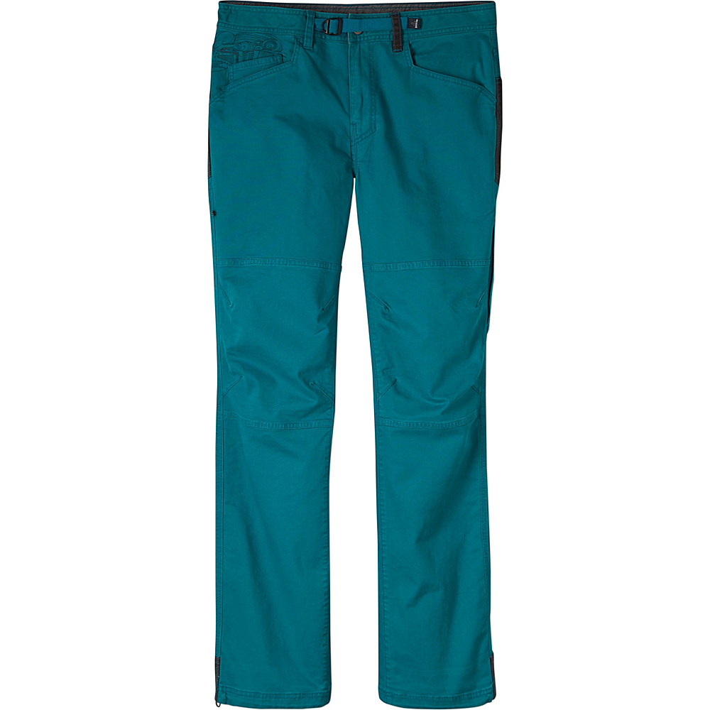 PrAna Continuum Pants 28 - Harbor Blue - PrAna Mens Apparel - Apparel & Footwear, Men's Apparel