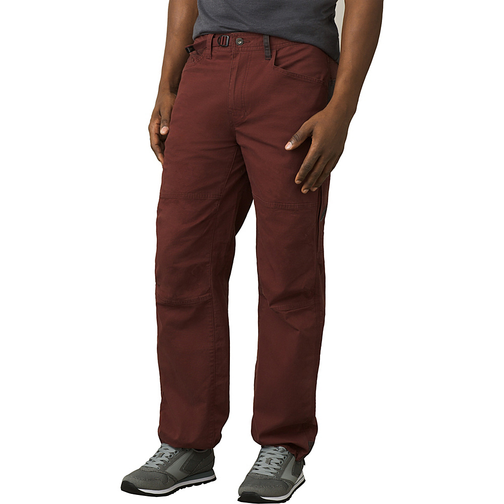PrAna Continuum Pants 36 - Raisin - PrAna Mens Apparel - Apparel & Footwear, Men's Apparel