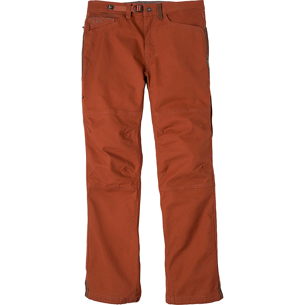PrAna Continuum Pants 34 - Henna - PrAna Mens Apparel - Apparel & Footwear, Men's Apparel