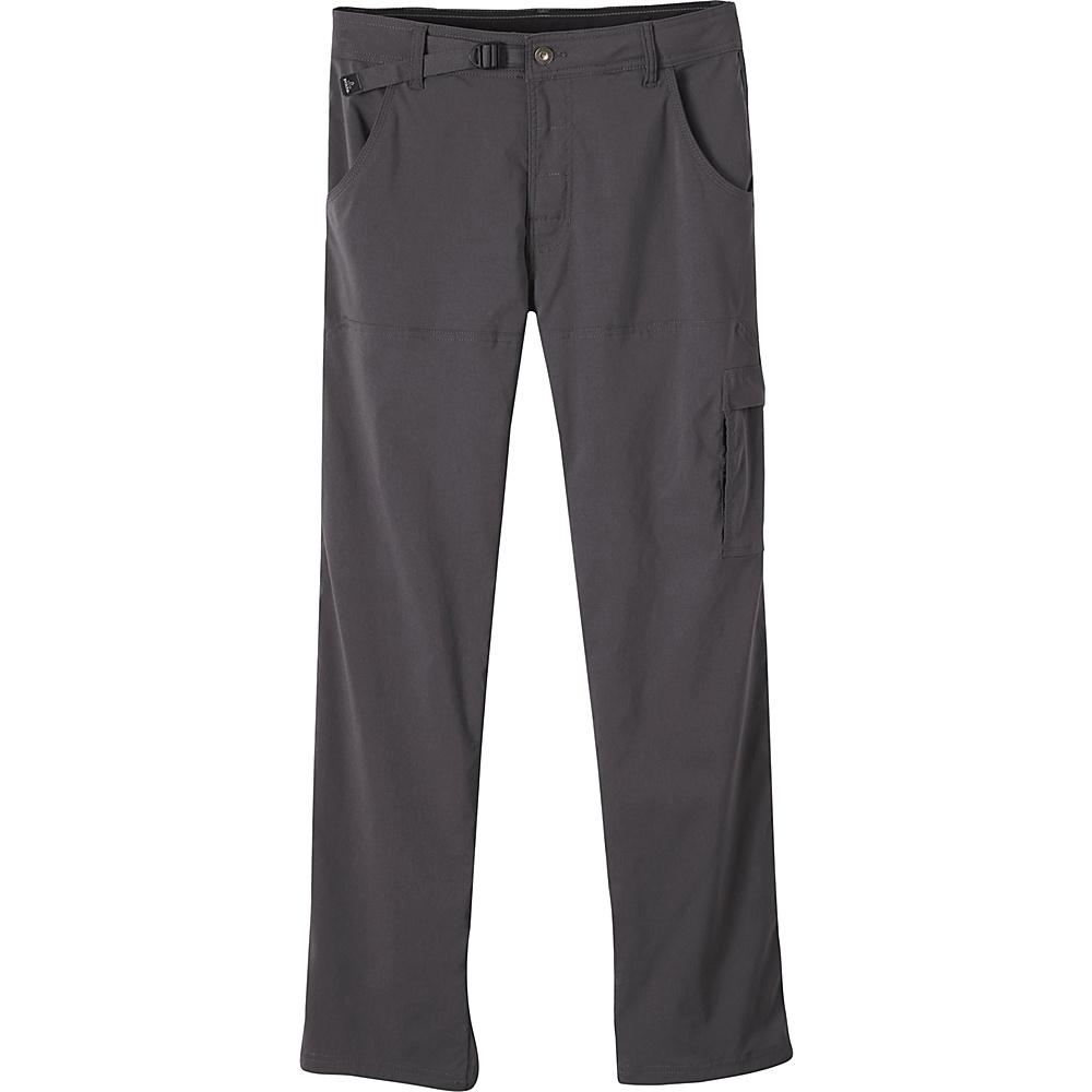 PrAna Stretch Zion Pants - 32 Inseam 34 - Cargo Green - PrAna Mens Apparel - Apparel & Footwear, Men's Apparel