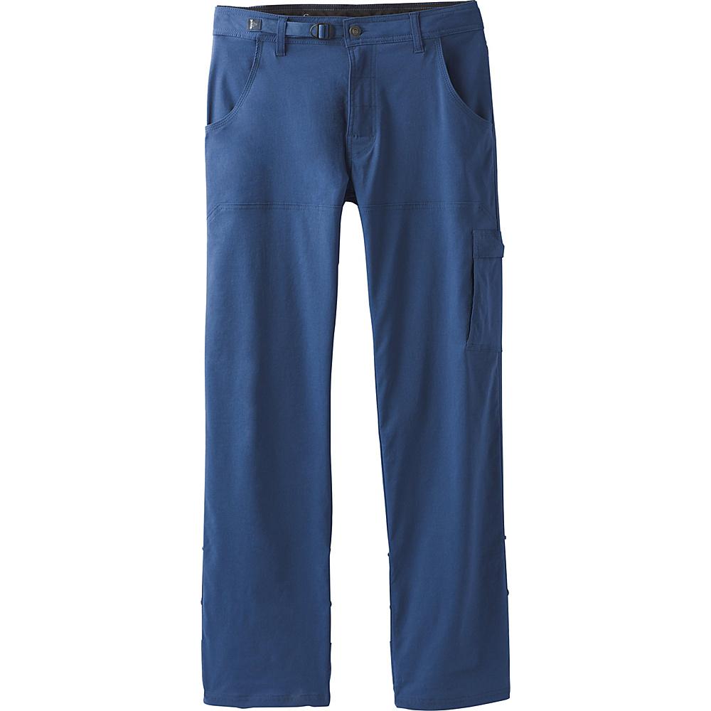 PrAna Stretch Zion Pants - 32 Inseam 36 - Cargo Green - PrAna Mens Apparel - Apparel & Footwear, Men's Apparel