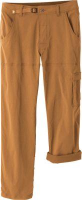 PrAna Stretch Zion Pants - 32 inch Inseam 33 - Dark Ginger - PrAna Men's Apparel