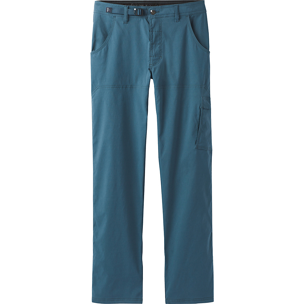 PrAna Stretch Zion Pants - 32 Inseam 30 - Mood Indigo - PrAna Mens Apparel - Apparel & Footwear, Men's Apparel