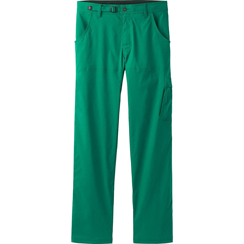 PrAna Stretch Zion Pants - 32 Inseam 38 - Black - PrAna Mens Apparel - Apparel & Footwear, Men's Apparel