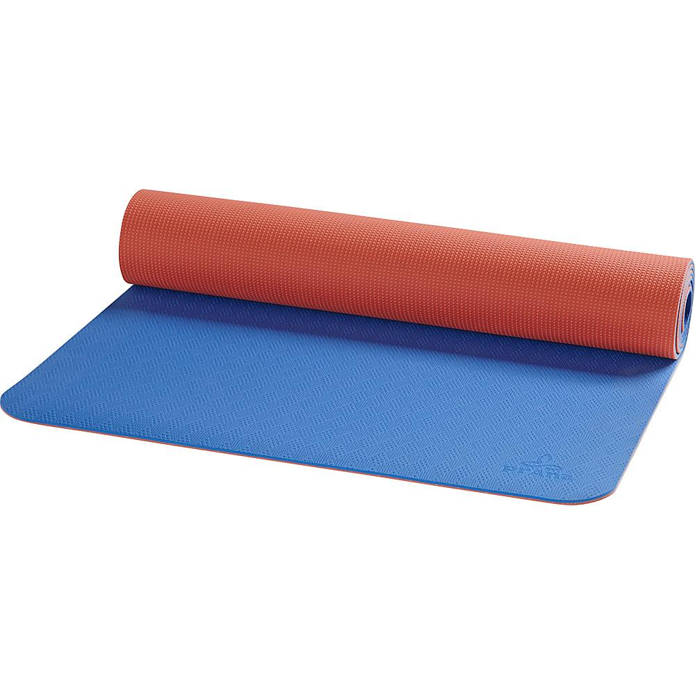 PrAna E.C.O. Yoga Mat Future Blue - PrAna Sports Accessories - Sports, Sports Accessories