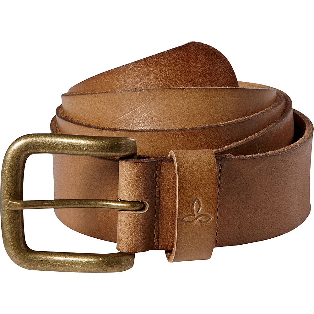 PrAna Mens Belt Brown - Large/XLarge - PrAna Other Fashion Accessories - Fashion Accessories, Other Fashion Accessories