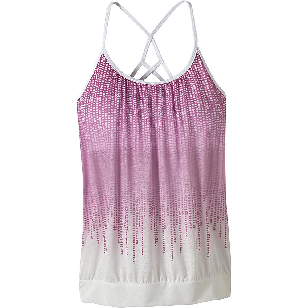 PrAna Meadow Top XL - Orchid Cascade - PrAna Womens Apparel - Apparel & Footwear, Women's Apparel