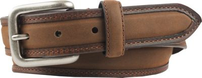 Columbia 32MM Non-Reversible with Padded Inlay and Columbia Logo Brown - 32 - Columbia Other Fashion Accessories