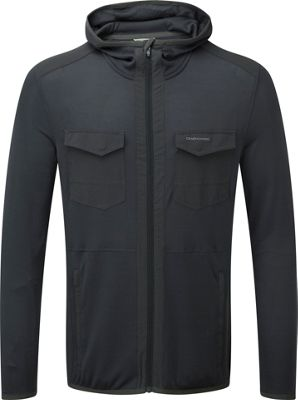 Craghoppers Nosilife Chima Jacket S - Black Pepper - Craghoppers Men's Apparel