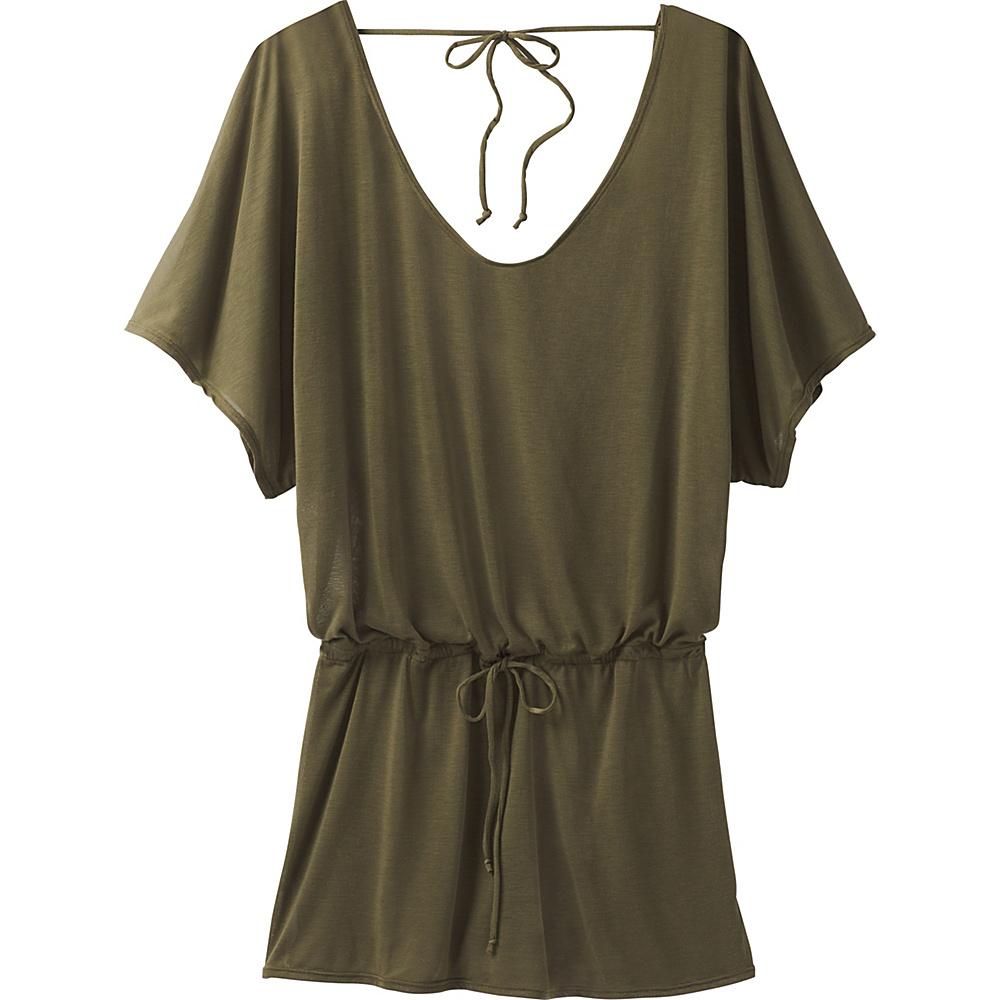 PrAna Saida Kaftan XL - Cargo Green - PrAna Womens Apparel - Apparel & Footwear, Women's Apparel