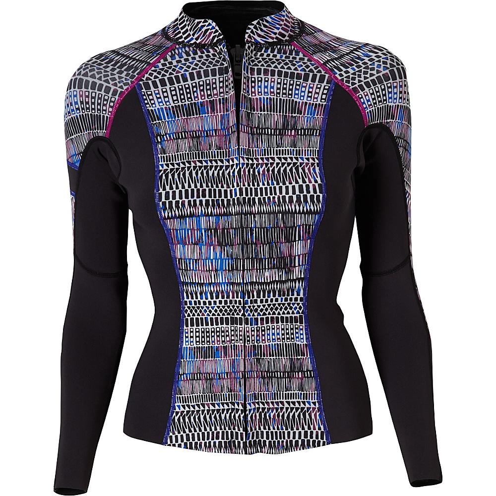 PrAna Mara Jacket XS - Black Driftwood - PrAna Womens Apparel - Apparel & Footwear, Women's Apparel