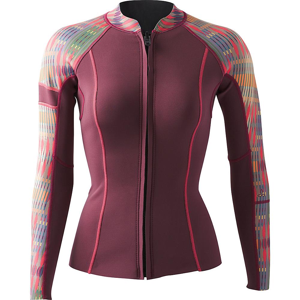 PrAna Mara Jacket S - Black Driftwood - PrAna Womens Apparel - Apparel & Footwear, Women's Apparel