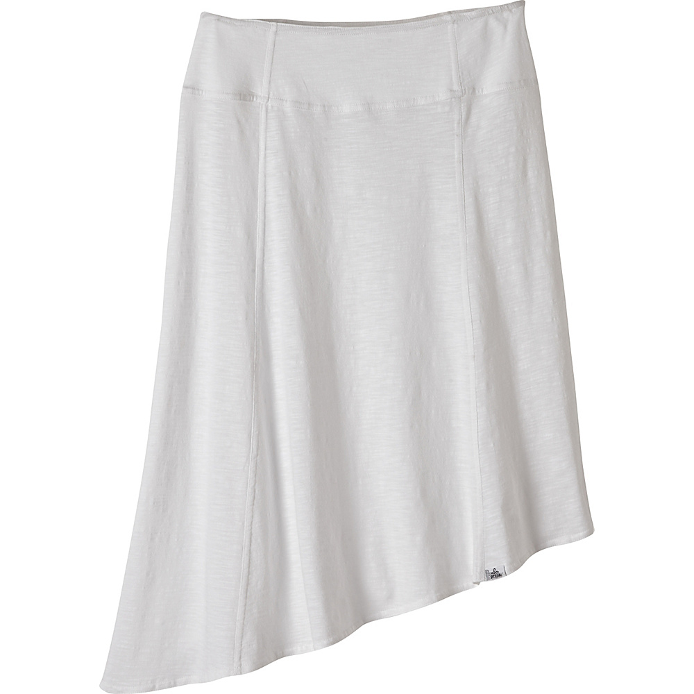 PrAna Jacinta Skirt XL - White - PrAna Womens Apparel - Apparel & Footwear, Women's Apparel