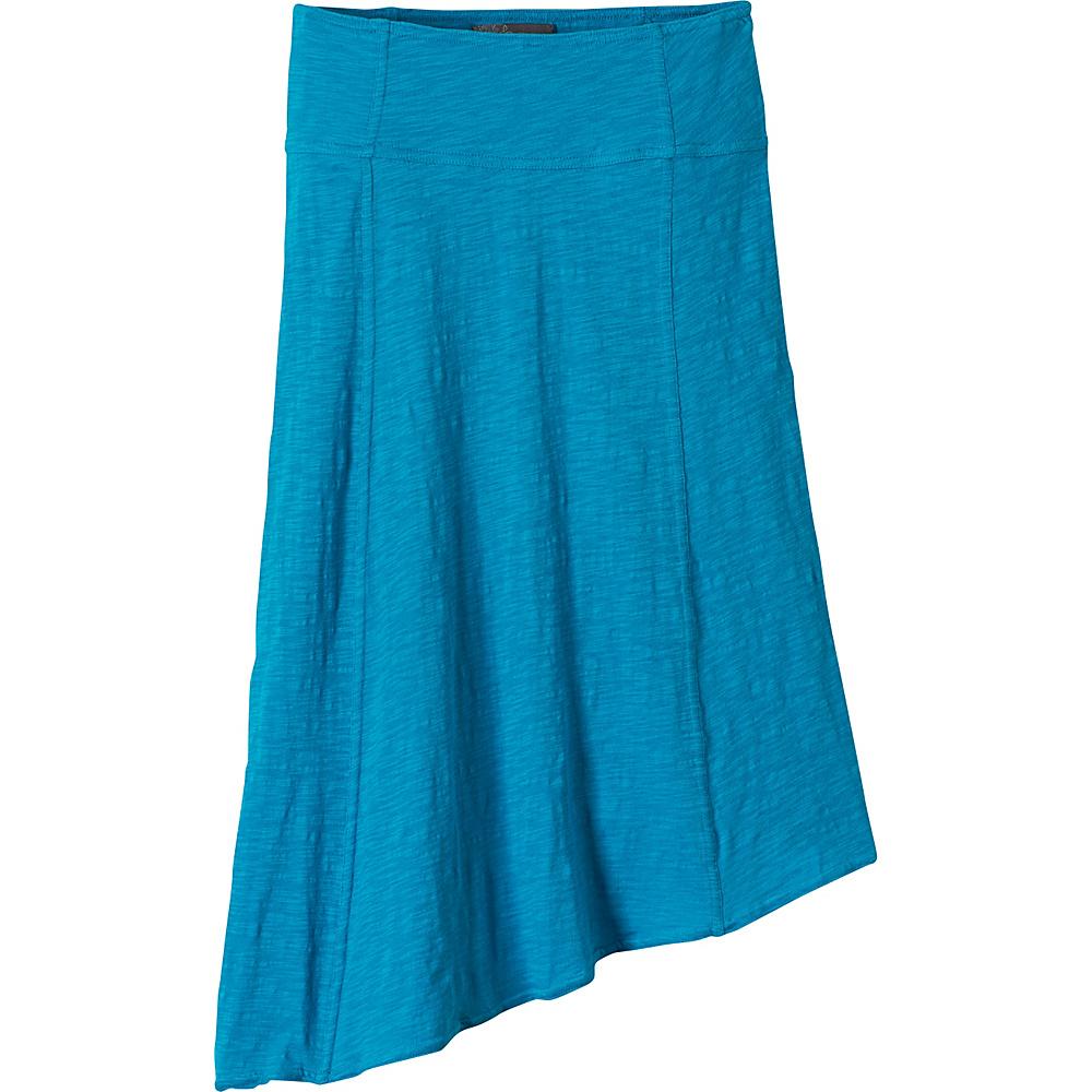 PrAna Jacinta Skirt XS - Cove - PrAna Womens Apparel - Apparel & Footwear, Women's Apparel