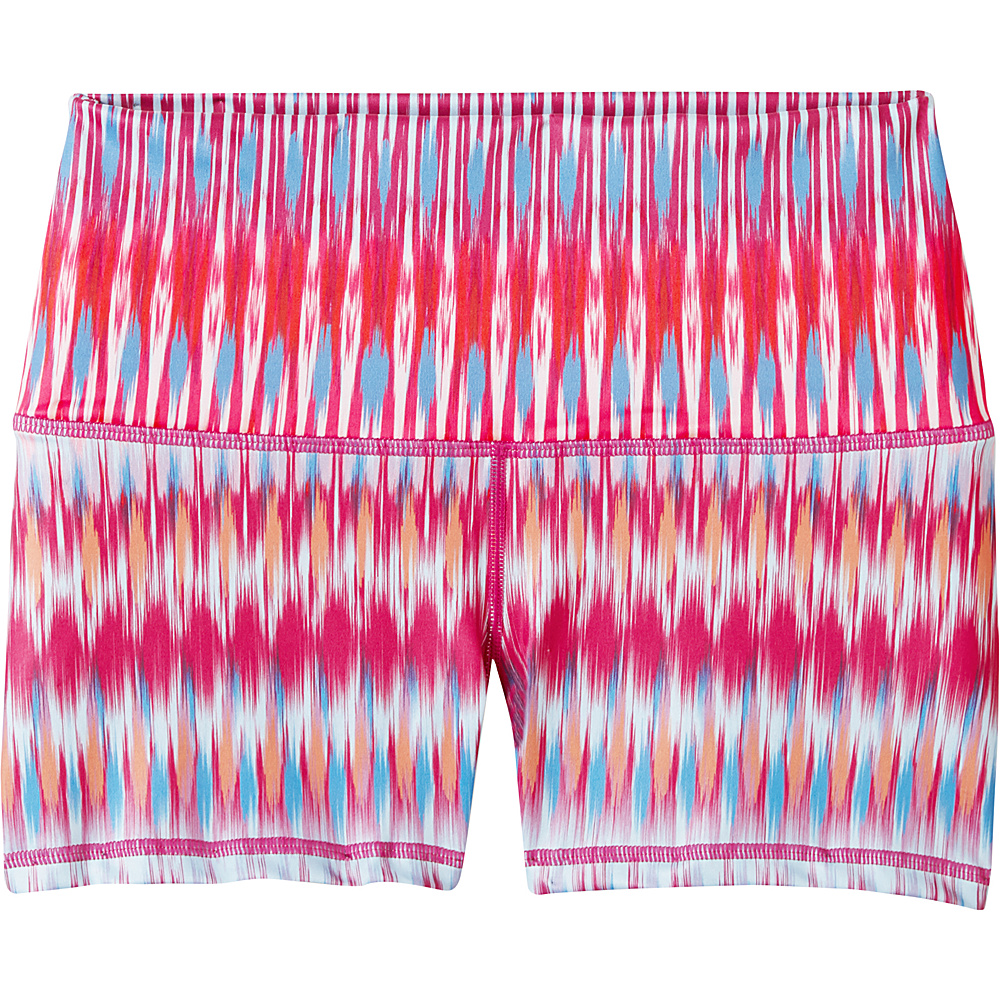 PrAna Luminate Short M - Festival Pink - PrAna Womens Apparel - Apparel & Footwear, Women's Apparel