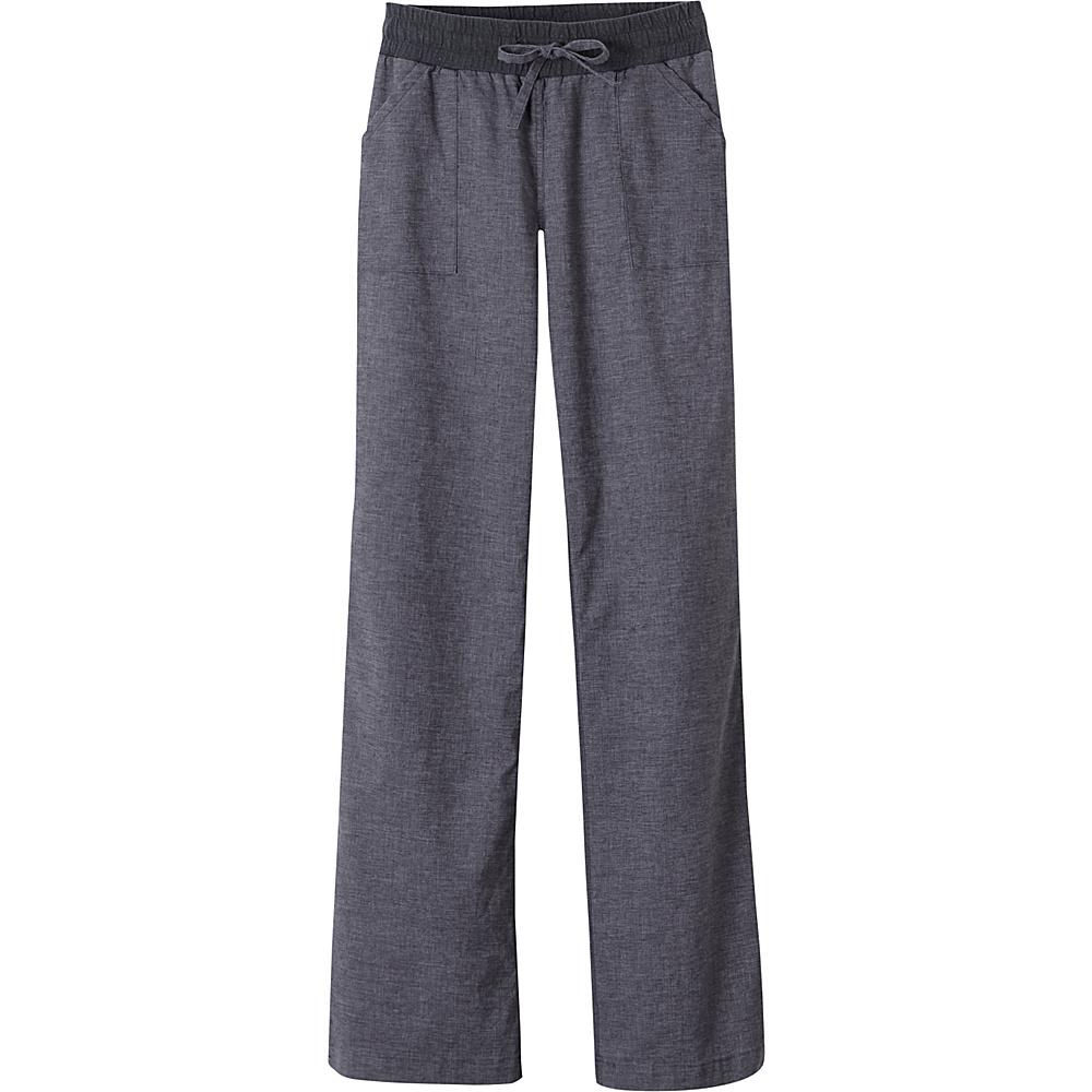 PrAna Mantra Pants L - Coal - PrAna Womens Apparel - Apparel & Footwear, Women's Apparel