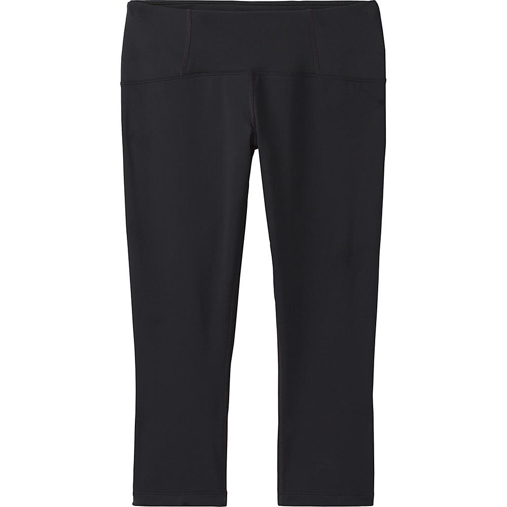 PrAna Rai Swim Tight S - Solid Black - PrAna Womens Apparel - Apparel & Footwear, Women's Apparel