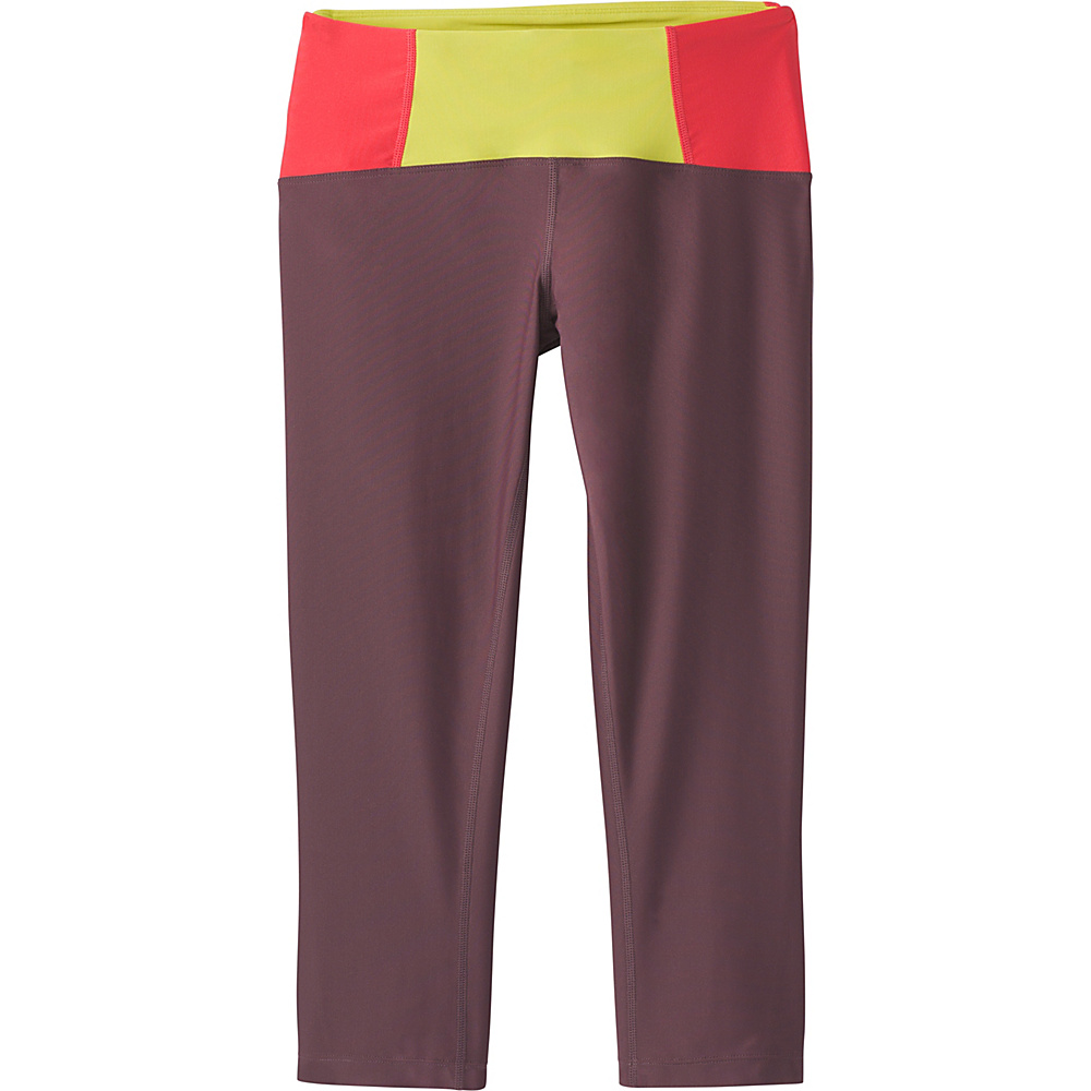 PrAna Rai Swim Tight M - Thistle Color Block - PrAna Womens Apparel - Apparel & Footwear, Women's Apparel