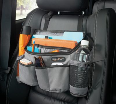 High Road SwingAway; Car Seat Organizer Gray - High Road Trunk and Transport Organization