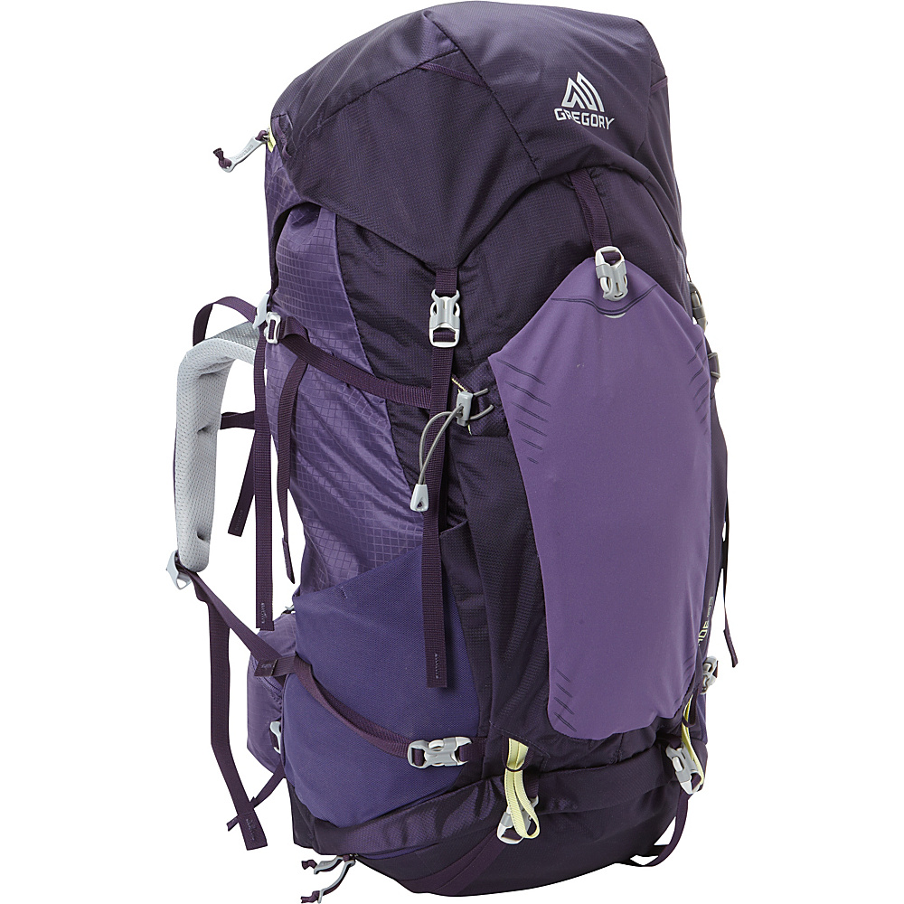 Gregory Jade 53 Medium Mountain Purple Gregory Day Hiking Backpacks