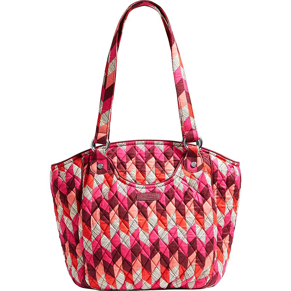 Vera Bradley Glenna Tote- Retired Prints Bohemian Chevron - Vera Bradley Fabric Handbags - Handbags, Fabric Handbags