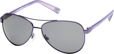 Skechers Eyewear Aviator Sunglasses Purple - Skechers Eyewear Sunglasses