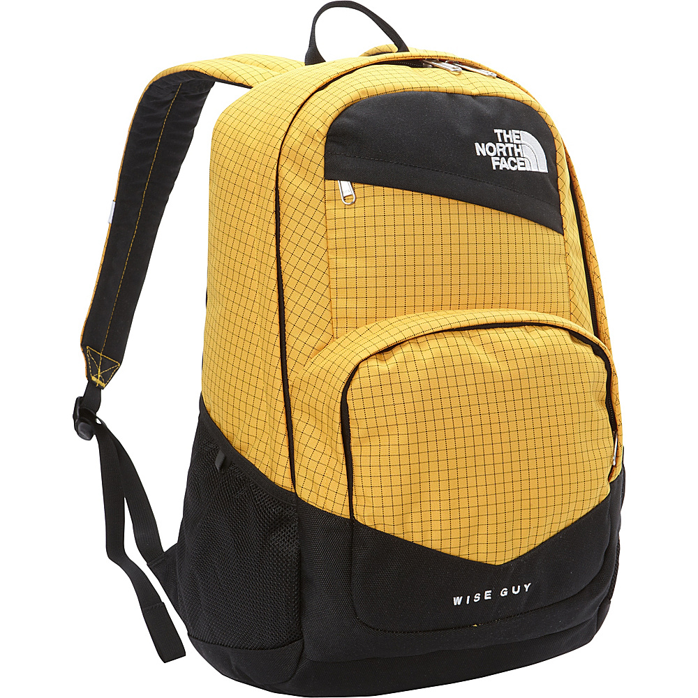 The North Face Wise Guy Backpack TNF Yellow TNF Black The North Face Everyday Backpacks