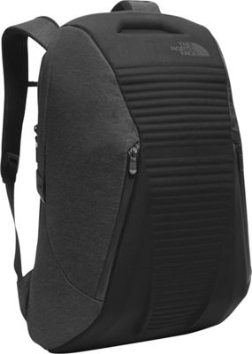 The North Face Womens Access Pack Laptop Backpack TNF Black Heather - The North Face Business & Laptop Backpacks