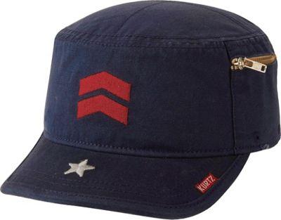 A Kurtz Fritz Cap S - Airborne Navy - L - A Kurtz Hats/Gloves/Scarves
