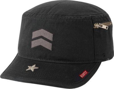 A Kurtz Fritz Cap L - Black - A Kurtz Hats/Gloves/Scarves