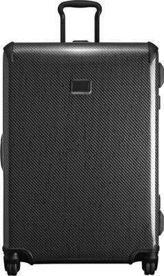 Tumi Tegra Lite X Frame Large Trip Packing Case Dark Grey - Tumi Hardside Checked