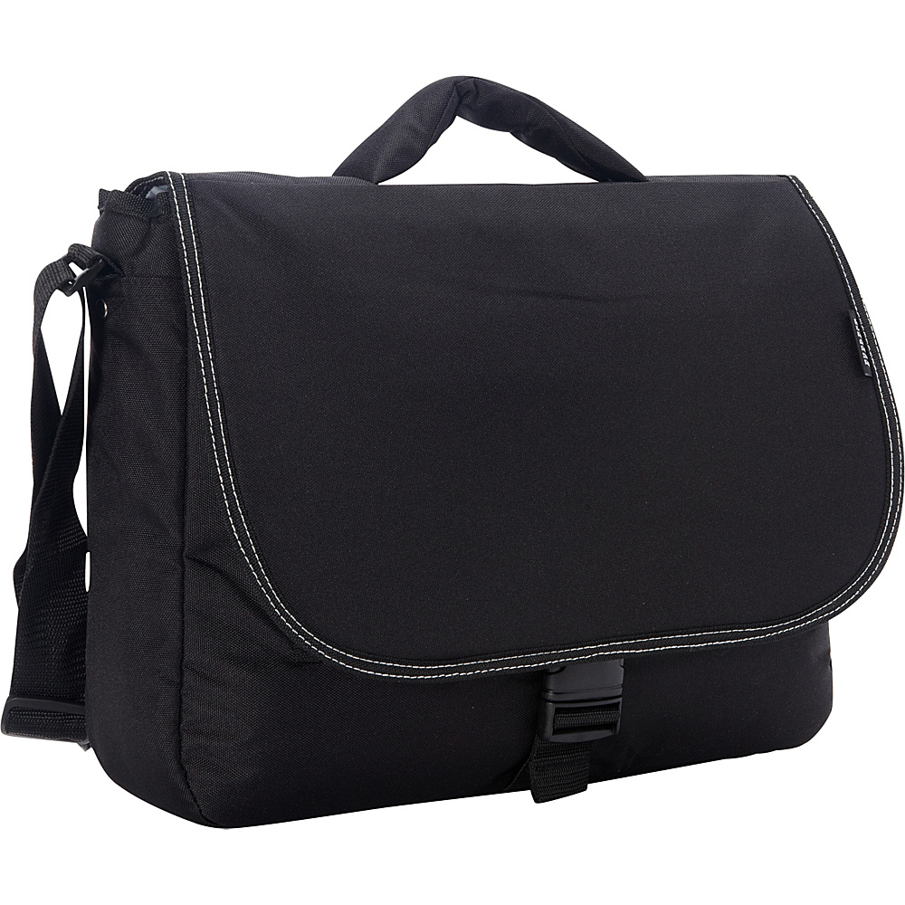 Everest Briefcase Black - Everest Non-Wheeled Business Cases - Work Bags & Briefcases, Non-Wheeled Business Cases