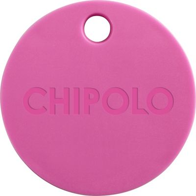 Chipolo Bluetooth Item Finder Pink - Chipolo Trackers & Locators