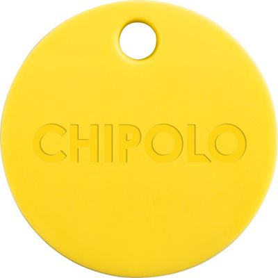 Chipolo Bluetooth Item Finder Yellow - Chipolo Trackers & Locators