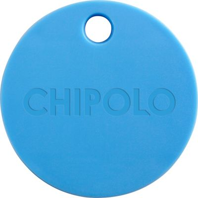 Chipolo Bluetooth Item Finder Blue - Chipolo Trackers & Locators