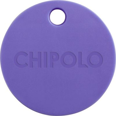 Chipolo Bluetooth Item Finder Purple - Chipolo Trackers & Locators