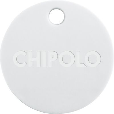 Chipolo Bluetooth Item Finder White - Chipolo Trackers & Locators