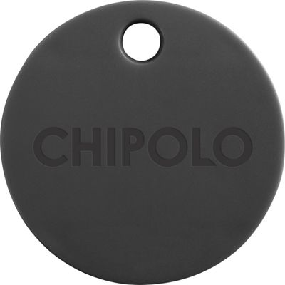 Chipolo Bluetooth Item Finder Black - Chipolo Trackers & Locators