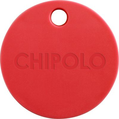 Chipolo Bluetooth Item Finder Red - Chipolo Trackers & Locators