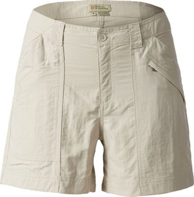 Royal Robbins Womens Backcountry Shorts 2 - Soapstone - Royal Robbins Women's Apparel