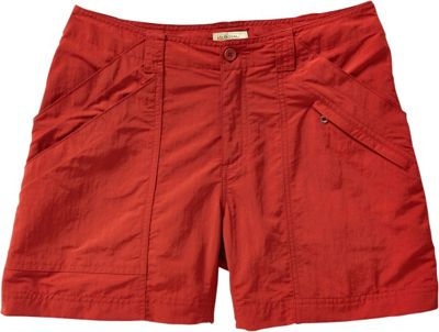 Royal Robbins Womens Backcountry Shorts 10 - Pimento - Royal Robbins Women's Apparel