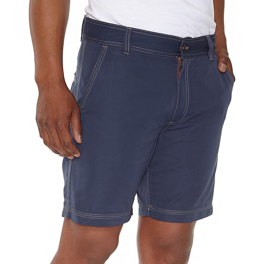 Royal Robbins Convoy Short 8 34 - Deep Blue - Royal Robbins Mens Apparel - Apparel & Footwear, Men's Apparel