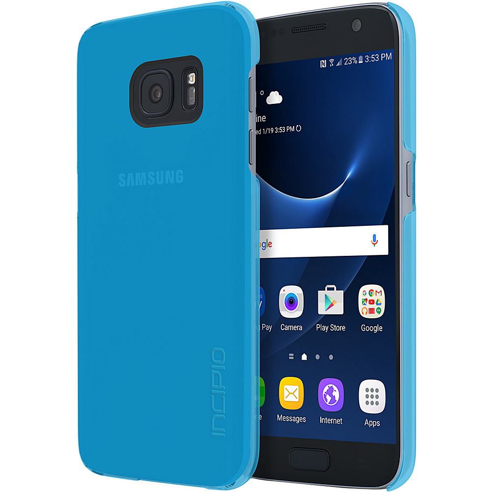 Incipio Feather Pure for Samsung Galaxy S7 Blue - Incipio Electronic Cases - Technology, Electronic Cases