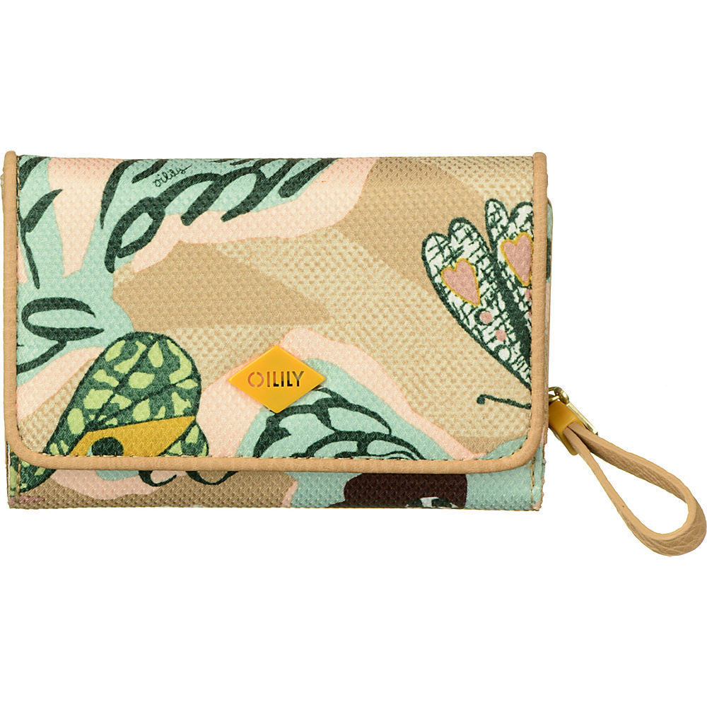 Oilily Small Wallet Biscuit Oilily Women s Wallets
