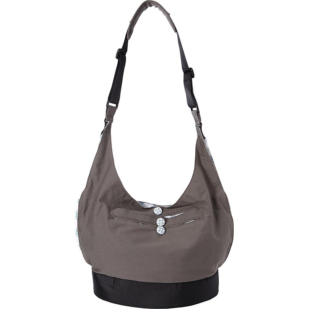Equipt Baby Anacapa Diaper Bag Grey - Equipt Baby Diaper Bags & Accessories
