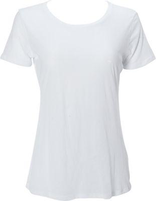 Simplex Apparel Boutique Womens Crew Tee XL - White - Simplex Apparel Women's Apparel