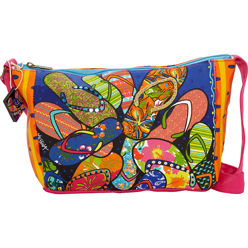 Sun N Sand Summer Fun Crossbody Summer Fun - Sun N Sand Fabric Handbags - Handbags, Fabric Handbags